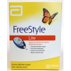 adc freestyle lite teststrips glucose